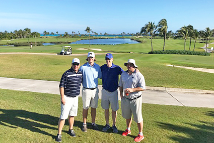 Equipment Partner Cruise with Golf Outing