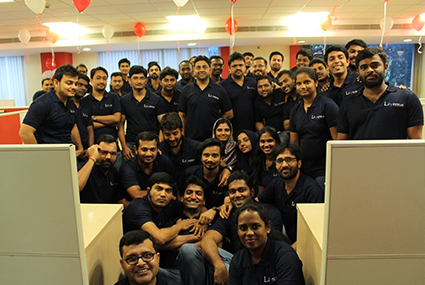 Our Team in Bangalore, India