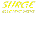 Surge Electric Signs