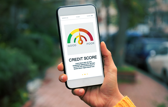Beacon Funding looks beyond a credit score and considers other factors when making financing decisions.