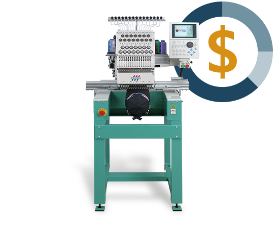 Embroidery Equipment Financing Programs