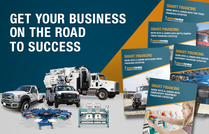 Get your business on the road to success