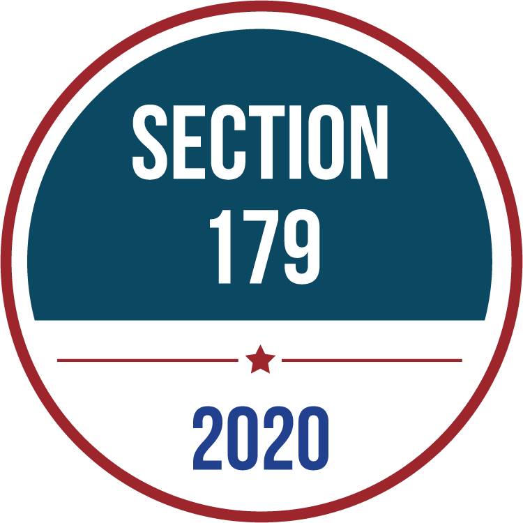 Section 179 Tax savings calculator