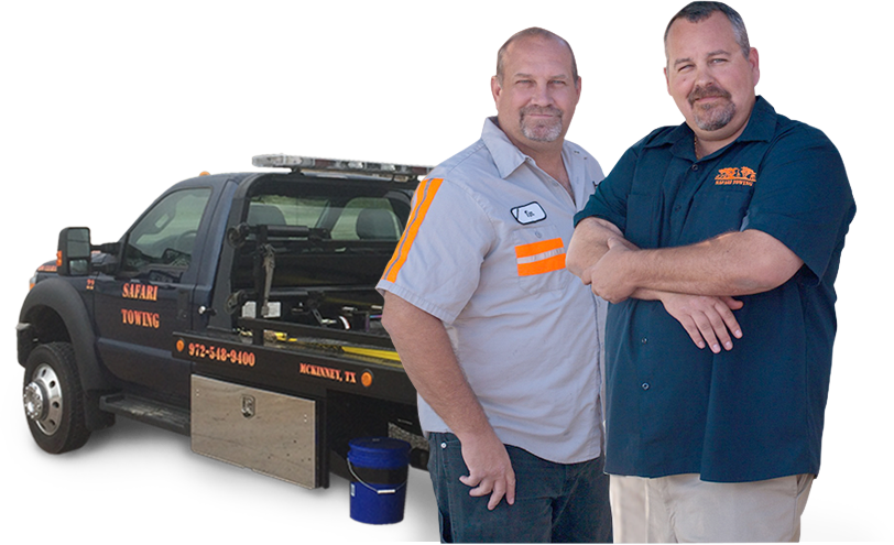 Success Spotlight Safari Towing