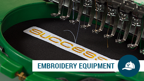 Vendor Embroidery Equipment Financing