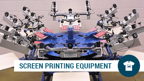 Vendor Screen Printing Financing