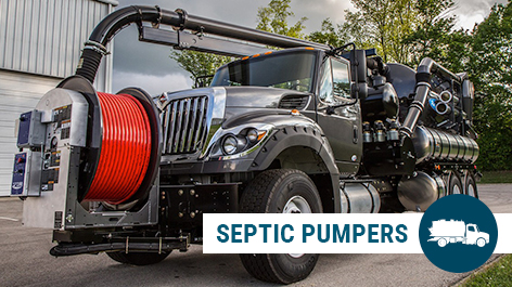 Vendor Septic Pumper Truck Financing