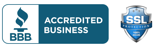 BBB Accredited and Secure